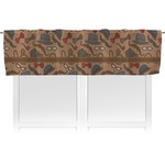 Vintage Hipster Valance (Personalized)