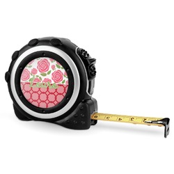 Roses Tape Measure - 16 Ft (Personalized)