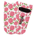 Roses Adult Ankle Socks (Personalized)