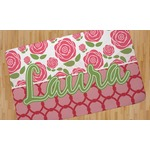 Roses Area Rug (Personalized)