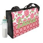 Roses Diaper Bag (Personalized)