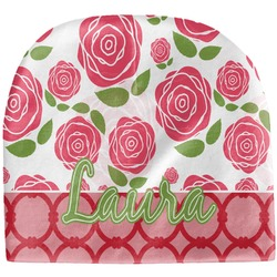 Roses Baby Hat (Beanie) (Personalized)
