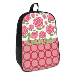 Roses Kids Backpack (Personalized)