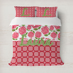 Roses Duvet Cover (Personalized)