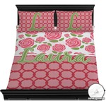 Roses Duvet Cover Set (Personalized)