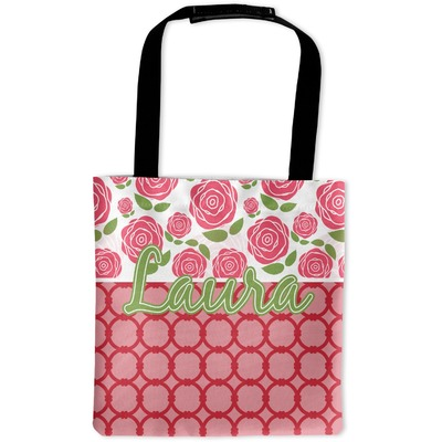 Roses Auto Back Seat Organizer Bag (Personalized)