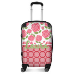 Roses Suitcase (Personalized)