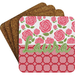 Roses Coaster Set (Personalized)