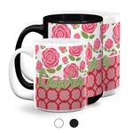 Roses Coffee Mugs (Personalized)