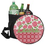 Roses Collapsible Cooler & Seat (Personalized)