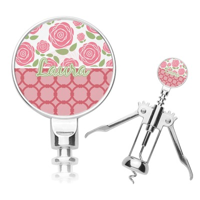 Roses Corkscrew (Personalized)