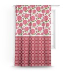 Roses Curtain (Personalized)