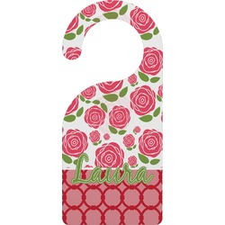 Roses Door Hanger (Personalized)
