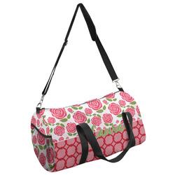 Roses Duffel Bag (Personalized)