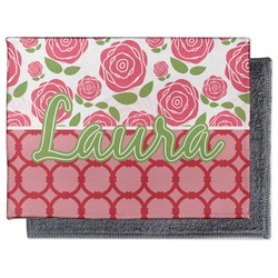 Roses Microfiber Screen Cleaner (Personalized)
