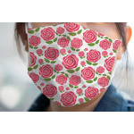 Roses Face Mask Cover (Personalized)