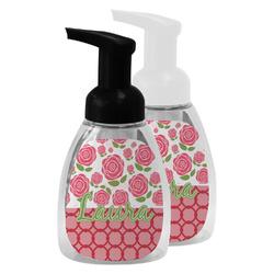 Roses Foam Soap Bottle (Personalized)