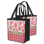 Roses Grocery Bag (Personalized)