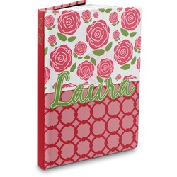 Roses Hardbound Journal (Personalized)