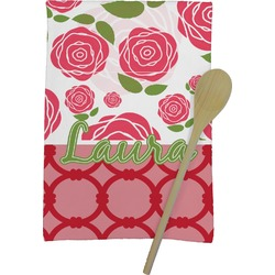 Roses Kitchen Towel - Full Print (Personalized)