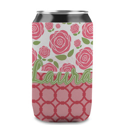 Roses Can Sleeve (12 oz) (Personalized)