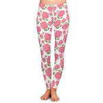 Roses Ladies Leggings (Personalized)