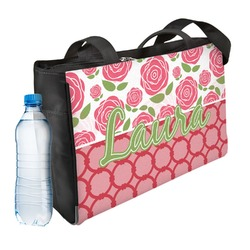 Roses Ladies Workout Bag (Personalized)