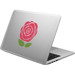 Roses Laptop Decal (Personalized)