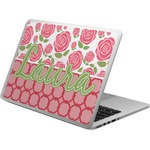 Roses Laptop Skin - Custom Sized (Personalized)