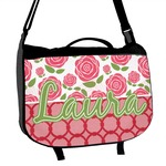 Roses Messenger Bag (Personalized)