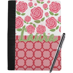 Roses Notebook Padfolio (Personalized)
