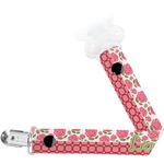 Roses Pacifier Clips (Personalized)