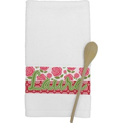 Roses Kitchen Towel (Personalized)