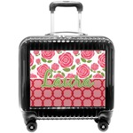 Roses Pilot / Flight Suitcase (Personalized)