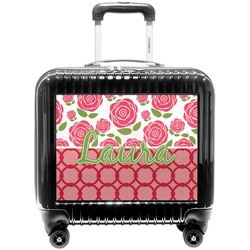 Roses Pilot / Flight Suitcase (Personalized)