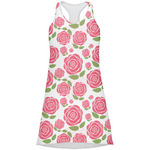 Roses Racerback Dress (Personalized)