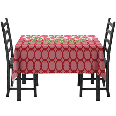 Roses Tablecloth (Personalized)