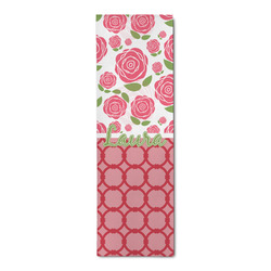 Roses Runner Rug - 3.66'x8' (Personalized)