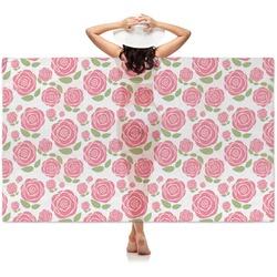 Roses Sheer Sarong (Personalized)