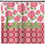 Roses Shower Curtain (Personalized)