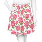 Roses Skater Skirt (Personalized)