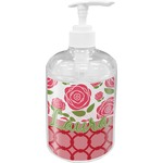 Roses Soap / Lotion Dispenser (Personalized)
