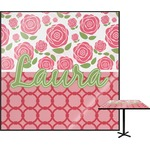 Roses Square Table Top (Personalized)