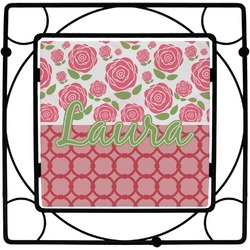 Roses Trivet (Personalized)