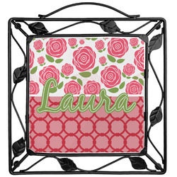 Roses Trivet (Personalized)