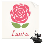 Roses Sublimation Transfer (Personalized)