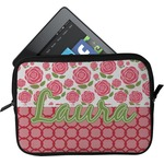 Roses Tablet Case / Sleeve (Personalized)