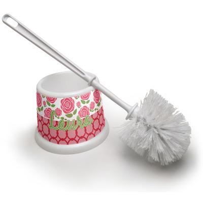 Roses Toilet Brush (Personalized)