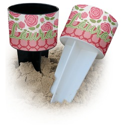 Roses Beach Spiker Drink Holder (Personalized)