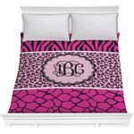 Triple Animal Print Comforter (Personalized)